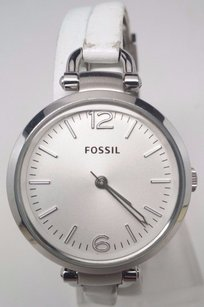 Fossil Fossil Georgia Stainless Steel Ladies Watch Es3246 Broken Heavy Discoloration