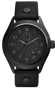 Fossil Fossil The Aeroflite Multifunction Leather Mens Watch Ch2940