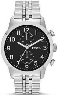 Fossil Fossil Townsman Stainless Steel Chronograph Mens Watch Fs4875