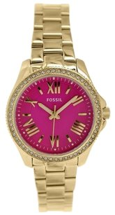 Fossil Fossil Women's Cecile Gold Stainless-Steel Quartz Watch