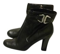 Franco Sarto Ankle Black Boots