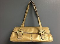 Franco Sarto Metallic Shoulder Bag