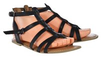 Franco Sarto Womens Black Sandals