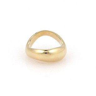 FRED Fred Of Paris 18k Yellow Gold Fancy Band Ring -