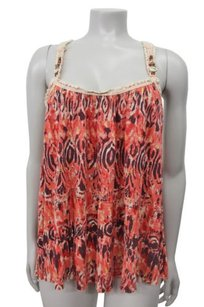 Free People India Ballet Shell Top Brown