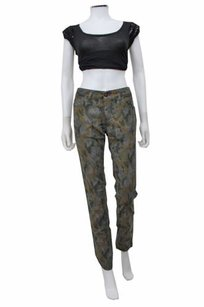 Free People Fp Corduroy Camo Pants