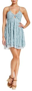 Free People short dress seafoam on Tradesy