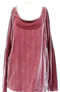 Free People Scoop Neck Sweater