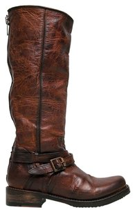 FreeBird Blackxmas Closed-toe Finalpairs Shadocognac-7 Brown Boots