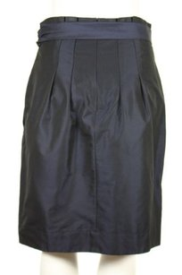 French Connection Womens Skirt Blue