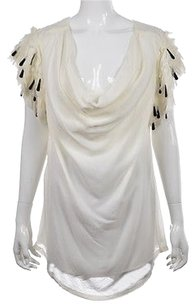 French Connection Womens Top Ivory