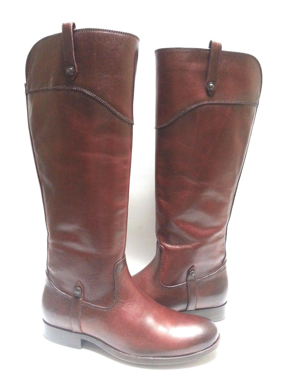 Frye Redwood Melissa Tab Tall Boots/Booties Size Size Boots/Booties US 10 Regular (M, B) 886d55