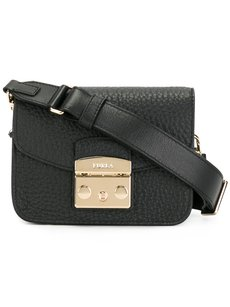 Furla Metropolis Thick Strap Cross Body Bag