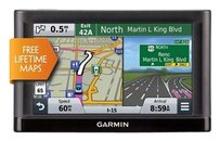Garmin Garmin nuvi 55LM GPS Navigator System with Spoken Turn-By-Turn Directions, Preloaded Maps and Speed Limit Displays (Lower 49 U.S. States)