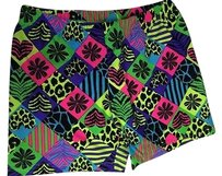Gem Gear Booty Multi-Color Shorts