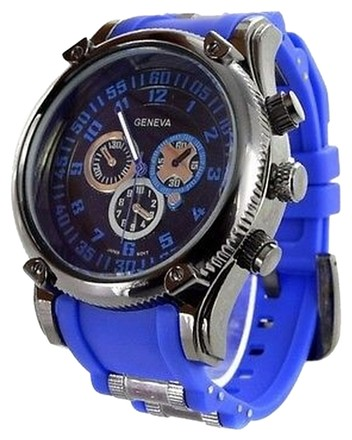 Geneva Hip hop luxury Geneva men watches