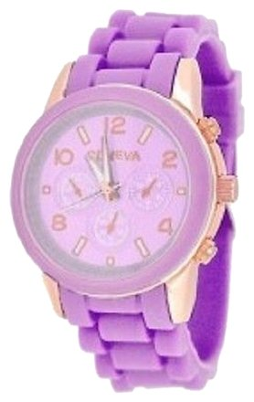 Geneva Luxury Rose Geneva Women Watch