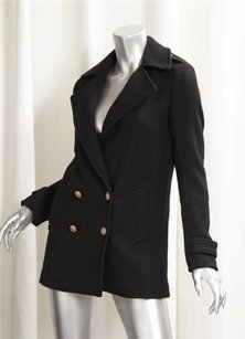 GERARD DAREL Womens Wool Double Breasted Classic Jacket 342 Coat
