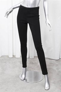 GERARD DAREL Womens Wool Knit Skinny Slim Trousers 36s Pants