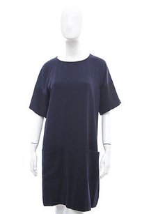 GERARD DAREL short dress Blue Navy Dark on Tradesy