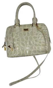 Gianfranco Ferre Womens Satchel in Light Green