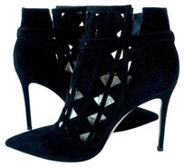Gianvito Rossi Cutout Black Boots
