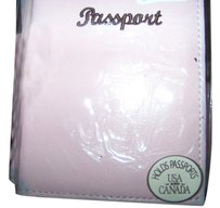 Gibson CR Gibson Blush Colored Passport Wallet, 4-Inch by 5-3/4-Inch NIP