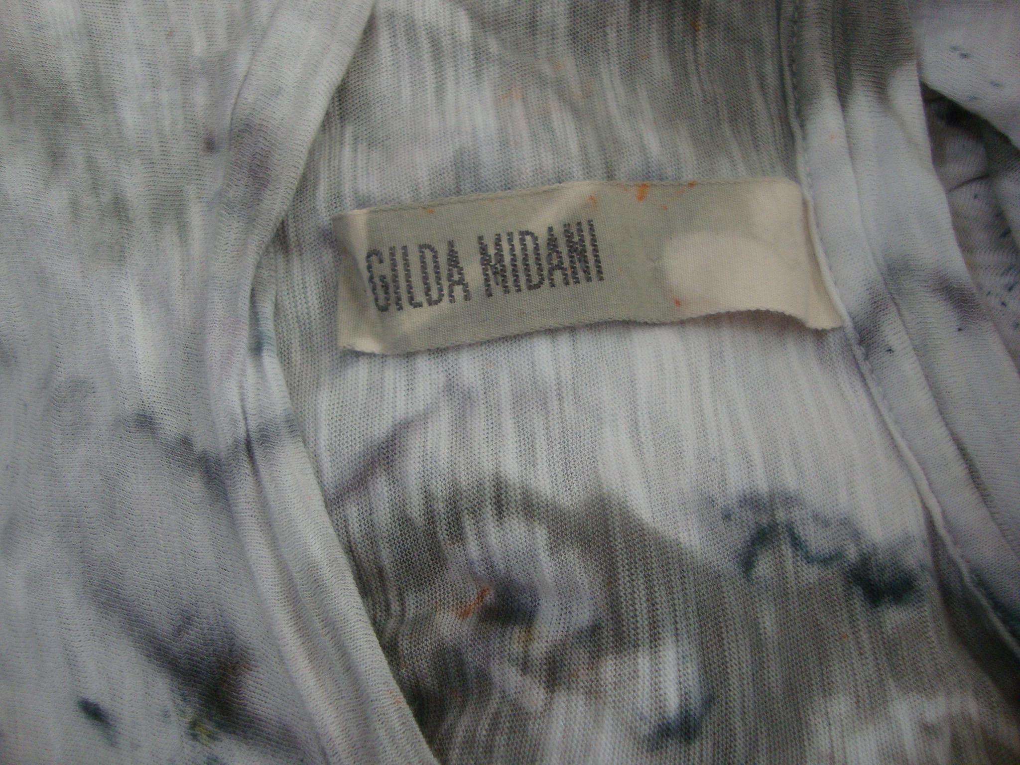 Gilda midani maxi dress