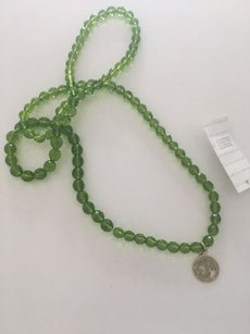 Giorgio Armani Giorgio Armani Green Beaded Necklace - Nwt