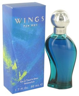 Giorgio Beverly Hills Men New in Box 1.7 oz EDT Cologne Wings Spray