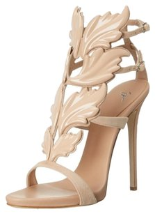 Giuseppe Zanotti Coline Wing Flame Nude Sandals