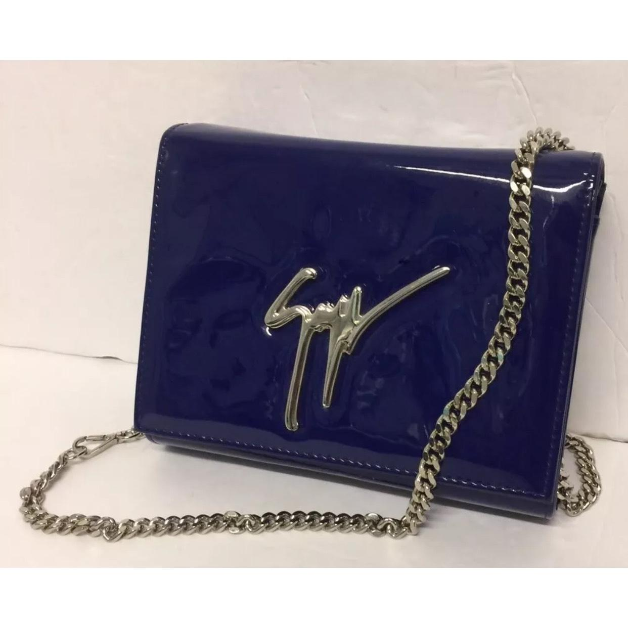 Official Site Giuseppe Zanotti Leather Crossbody Bag Get To Buy Visa Payment Buy Cheap Discount Online Cheap KdOTzfLHT