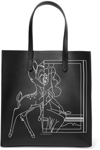Givencgy Stargate Bambi Printed Tote in Black