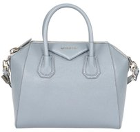 Givenchy Shoppers Tote in Blue Gray