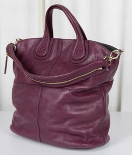 Givenchy K Nightingale Tote in Purple