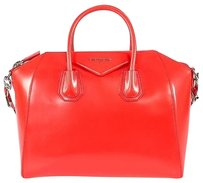 Givenchy Antigona Satchel in Coral