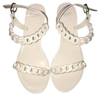 Givenchy Chain white Flats