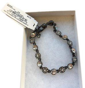 Givenchy (free ship) Diamond bracelet. Beautiful SWAROVSKI elements.