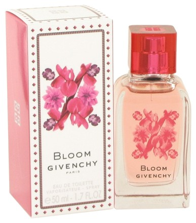 Givenchy Givenchy Bloom By Givenchy Eau De Toilette Spray (Limited Edition) 1.7 Oz