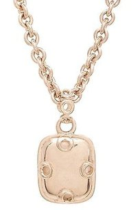 Givenchy Givenchy Vintage Gold-tone Pendant Necklace