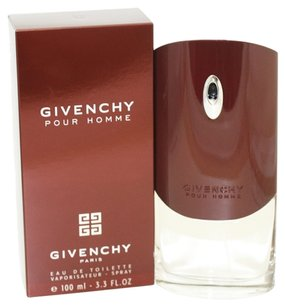 Givenchy GIVENCHY Pour Homme by GIVENCHY EDT Spray for Men ~ 3.4 oz / 100 ml