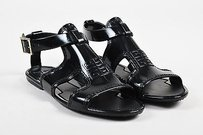 Givenchy Jelly Greek Black Sandals