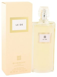 Givenchy Le De By Givenchy Eau De Toilette Spray (New Packaging - Limited Availability) 3.4 Oz
