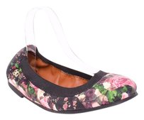 Givenchy Roses Camouflage Black Flats
