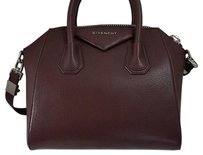 Givenchy Satchel in burgundy