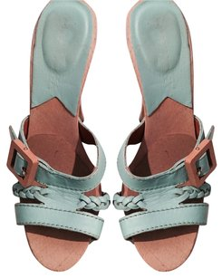 Givenchy Turquoise Sandals