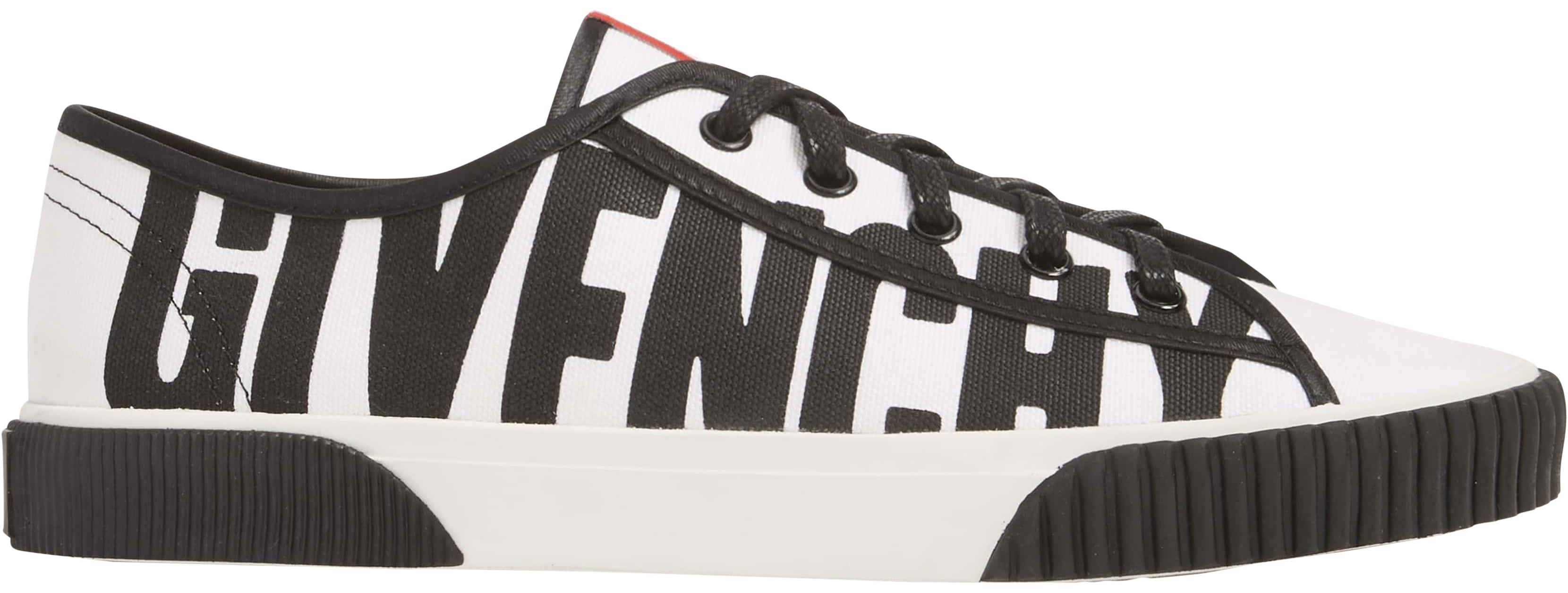 Givenchy White/Black Boxing Sneakers Sneakers Size EU 37.5 (Approx. US 7.5) Regular (M, B)