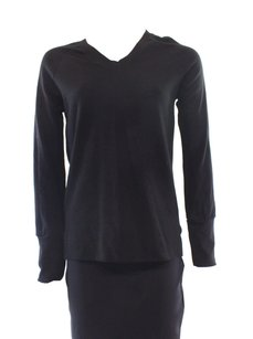 Go Couture Cotton-blends Long-sleeve 3071-2258 Top