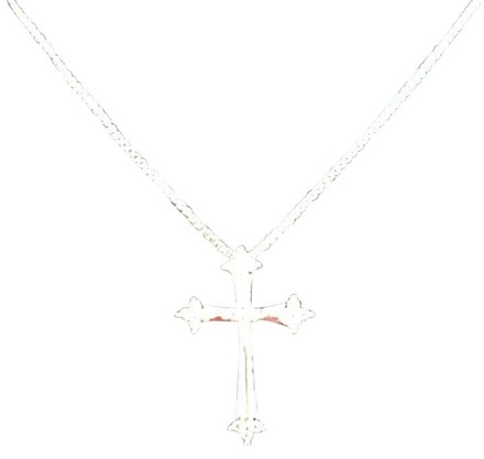 Gold 925 sterling silver hand inlaid aaa cz cross pendant 2641 other 925 sterling silver hand inlaid aaa cz cross pendant necklace 2641 mozeypictures Choice Image