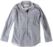 Golden Goose Deluxe Brand Cotton Shirt Lg Top